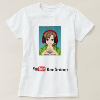 Red Sniper women's short sleeve T-shirt