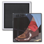 Red Sock Magnet