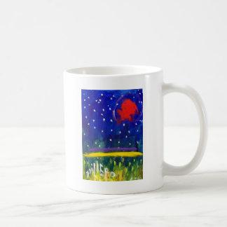 Red Son by Piliero Coffee Mug