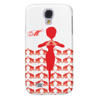 Red Sorority I Samsung Galaxy S4 Covers