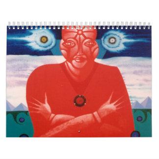 Red Soul Calender Calendar