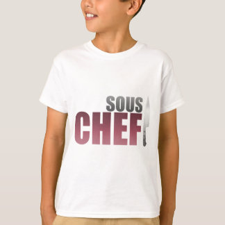 Red Sous Chef T-Shirt