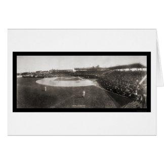 Red Sox White Sox Baseball Photo 1904 Card