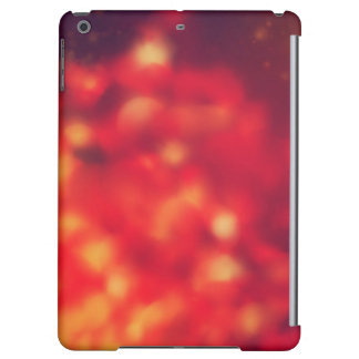 Red Sparkle Cover For iPad Air