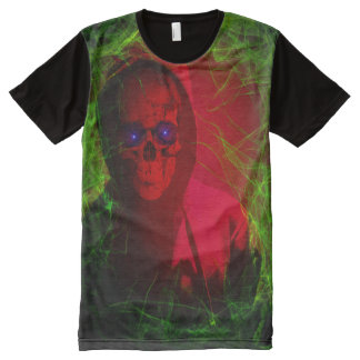 Red Specter All-Over-Print T-Shirt