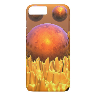 Red Spheres iPhone 7 Plus Case