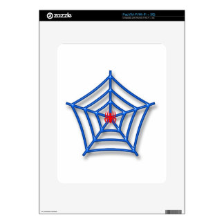 Red Spider iPad Decal