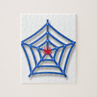 Red Spider Jigsaw Puzzle