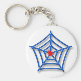 Red Spider Keychain