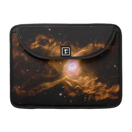 Red Spider Nebula Space Sleeve For MacBook Pro