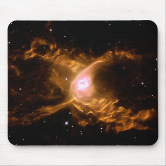 Red Spider Nebula Space Mouse Pad