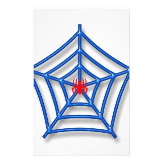 Red Spider Stationery