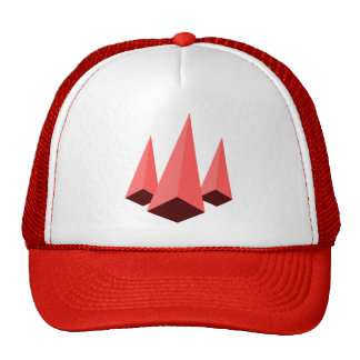Red_Spike™  Cap