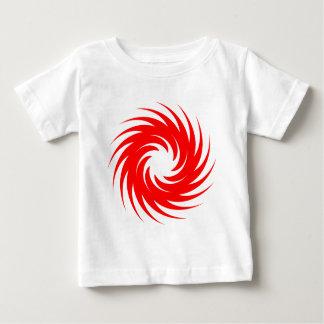 Red Spiral T-shirts