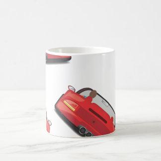 Red Sports Car Coffee Mug