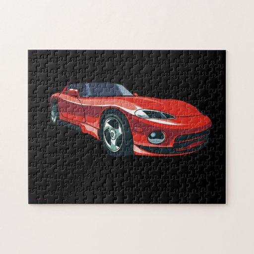 Sports Car Jigsaw Puzzles