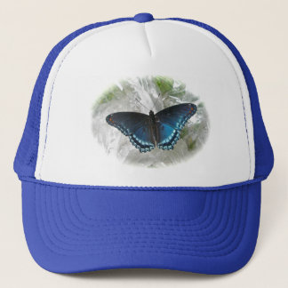 Red Spotted Purple Butterfly Series Trucker Hat