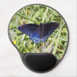 Red-spotted Purple Gel Mouse Pad