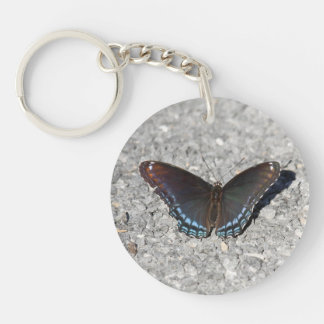 Red-spotted Purple Keychain