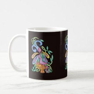 Red Sprite Classic White Coffee Mug