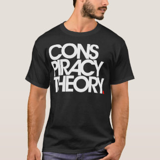 Red Square (Black) T-Shirt