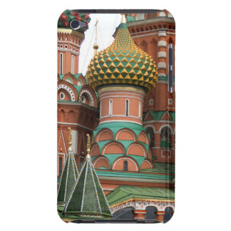 Red Square in Moscow, Russia. Photographed on a iPod Touch Case