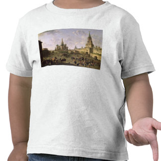 Red Square, Moscow, 1801 T-shirt