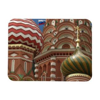 Red Square, Russian Federation Vinyl Magnets