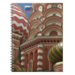 Red Square, Russian Federation Spiral Note Books
