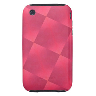 Red Squares iPhone3 Case