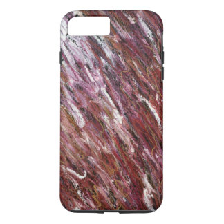 Red Squiggle iPhone 7 Case