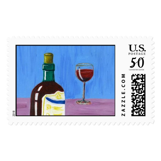 Red (Stamp) Postage