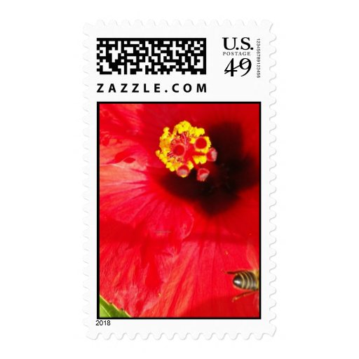 red stamps