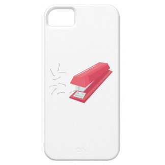 Red Stapler iPhone 5 Covers