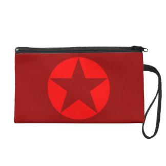 Red star 2 wristlets