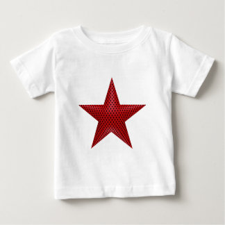 Red Star 3D Baby T-Shirt