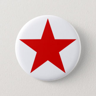 Red Star ★ Button