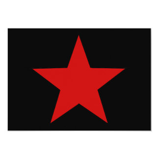 Red Star Card