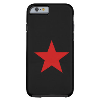 Red Star Tough iPhone 6 Case