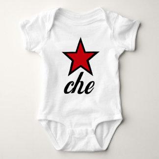 Red Star Che Guevara! Baby Bodysuit
