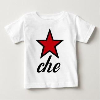 Red Star Che Guevara! Baby T-Shirt