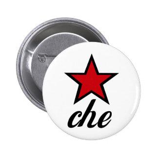 Red Star Che Guevara! Button