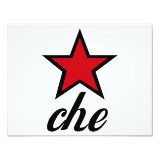 Red Star Che Guevara! Card