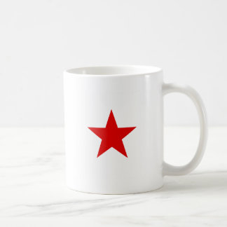 Red Star ★ Coffee Mug