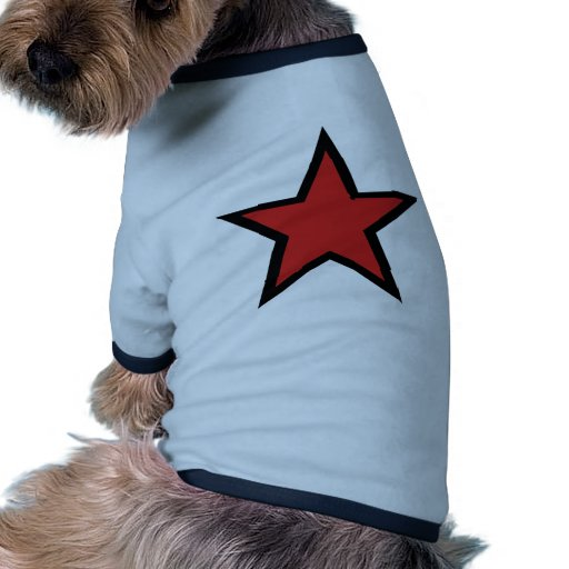 Red Star! Cool Red Star productcs! Tee