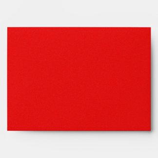 Red Star Dust Envelope