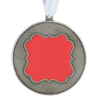 Red Star Dust Ornament