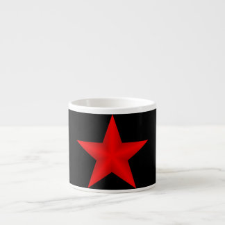 Red Star Espresso Cup