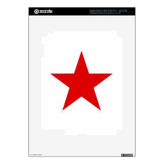 Red Star ★ iPad 3 Skin