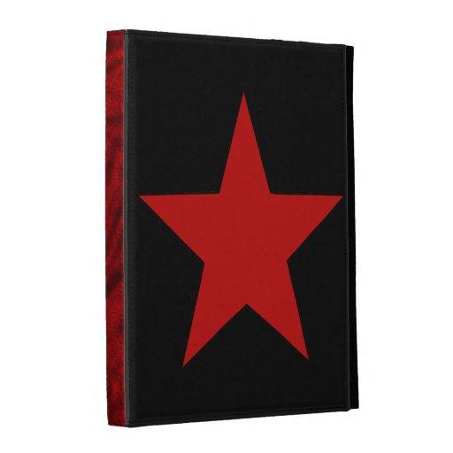 Red Star iPad Folio Cases